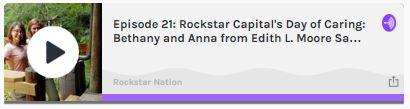 Rockstar Capital Volunteer Podcast