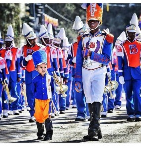 Belaire High Band Raising Funds for D-Day Parade Performance