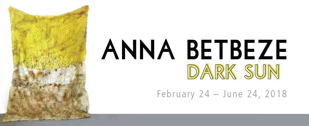 Anna Betbeze: Dark Sun