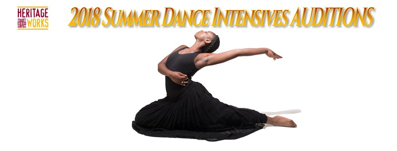 2018 Summer Intensive Auditions