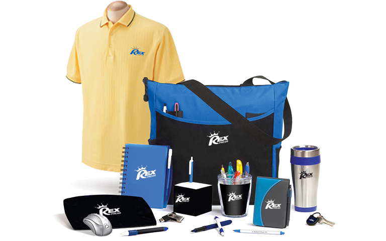 Extend your brand with that perfect promotional item!