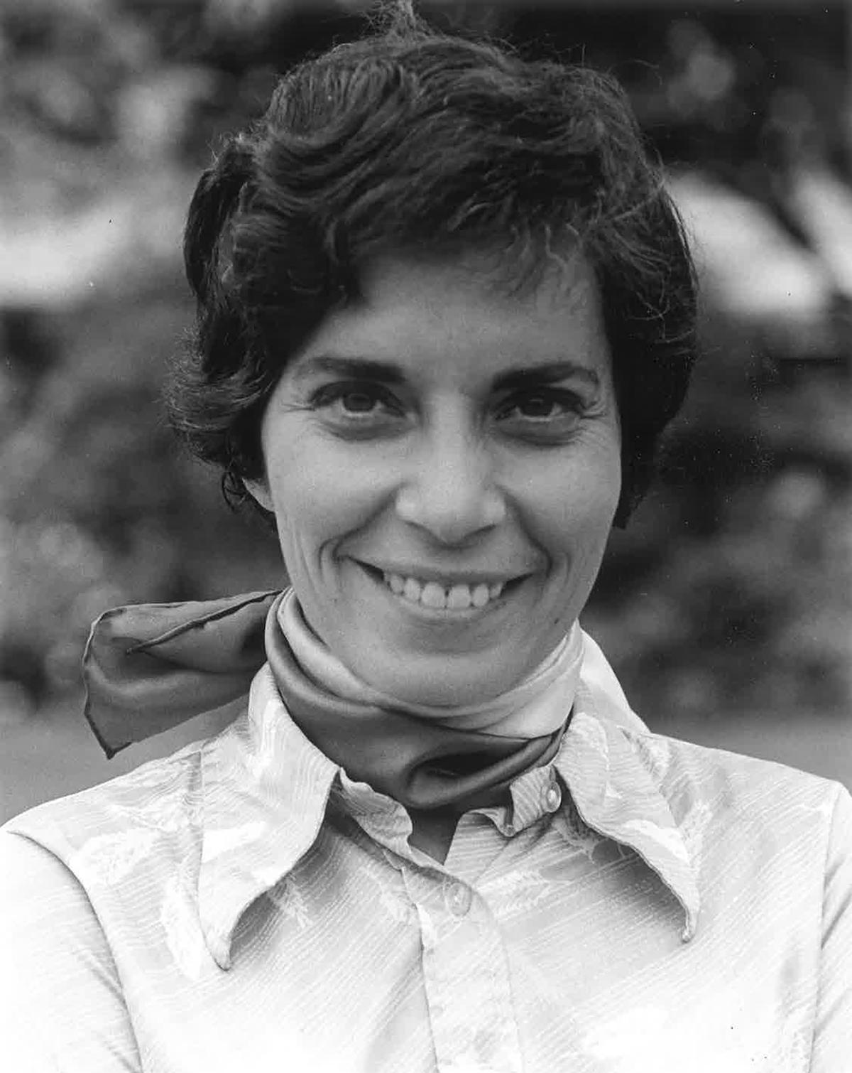 Barbara Rothstein, 1977.