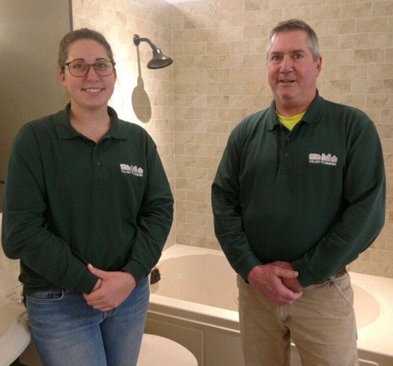 Meet Sarah Montano, Plumbing Apprentice