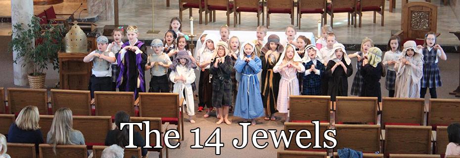 14 jewels