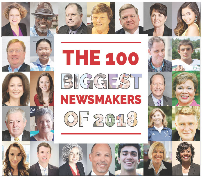 Congratulations to The Ivey's CEO, Lynn Ivey, for being named to South Charlotte Weekly's 100 Biggest Newsmakers of 2018!
