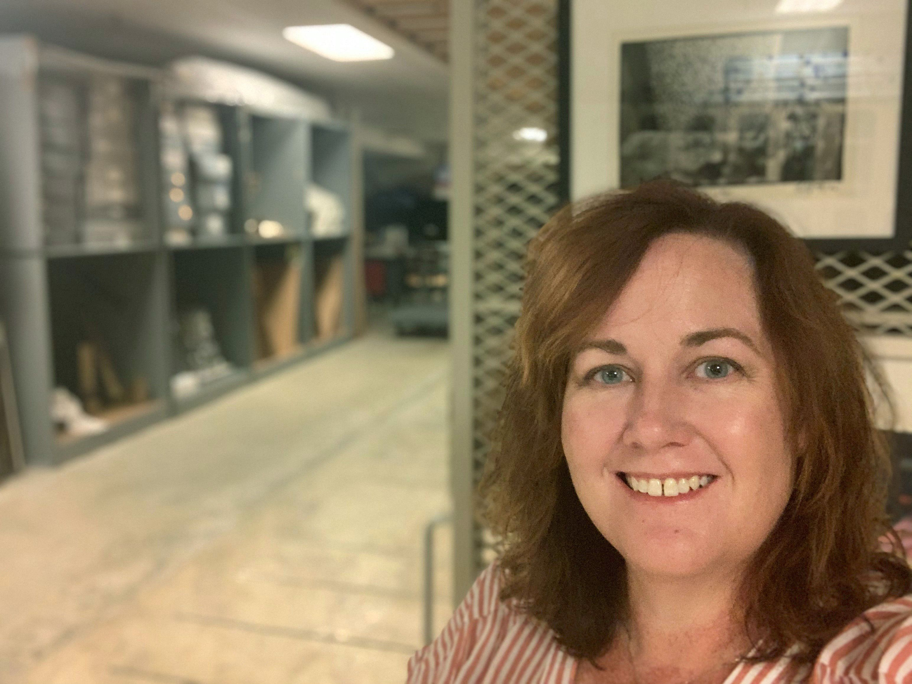 Behind the Access Doors: Collections Manager