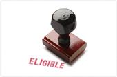 Eligibility Stamp