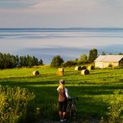 Lac St Jean, Quebec