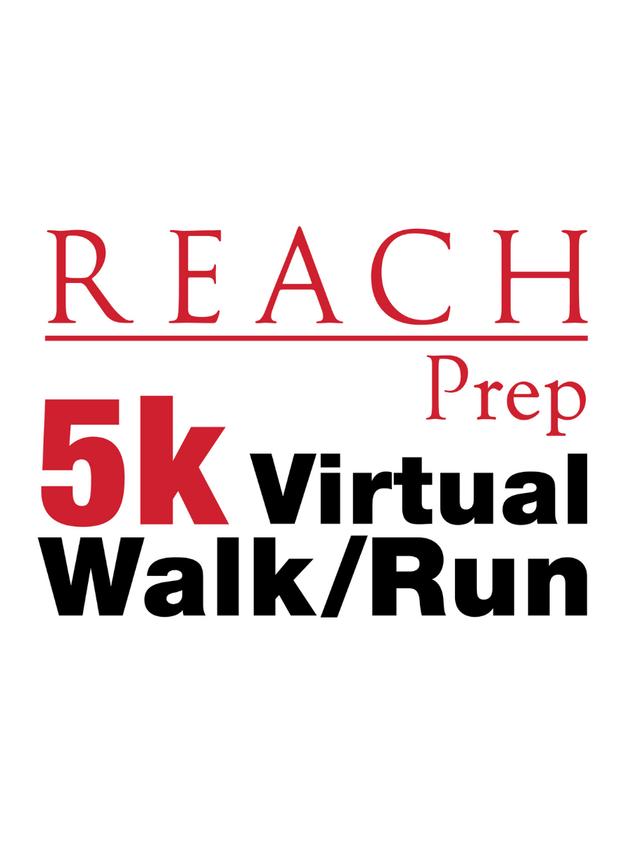 REACH Prep's Virtual 5k Walk/Run
