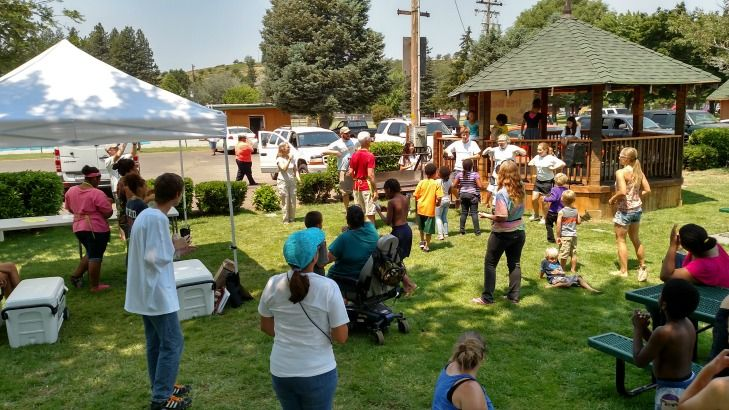 Special Events Community Outreach
