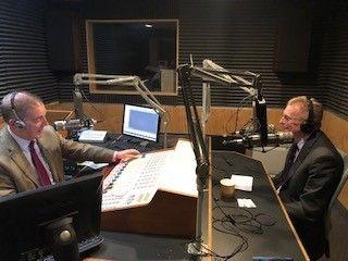 "Bill Sammis Interviewed for ""Let's Talk Hudson Valley"" on Fox Radio"