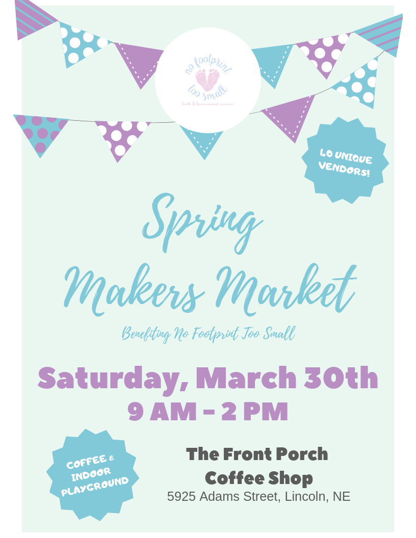 Spring Makers Market @ The Front Porch Coffee Shop