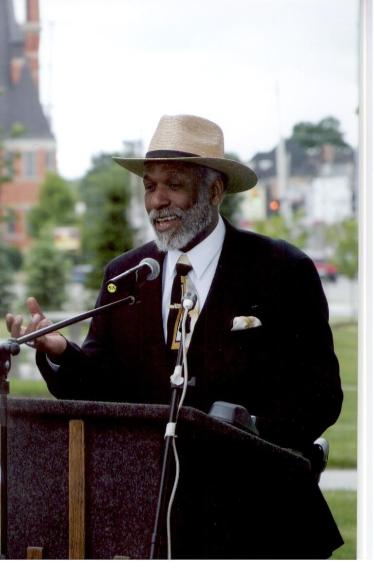 Fred Douglass IV