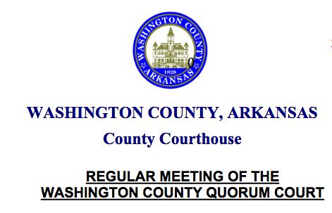Regular Quorum Court Meeting
