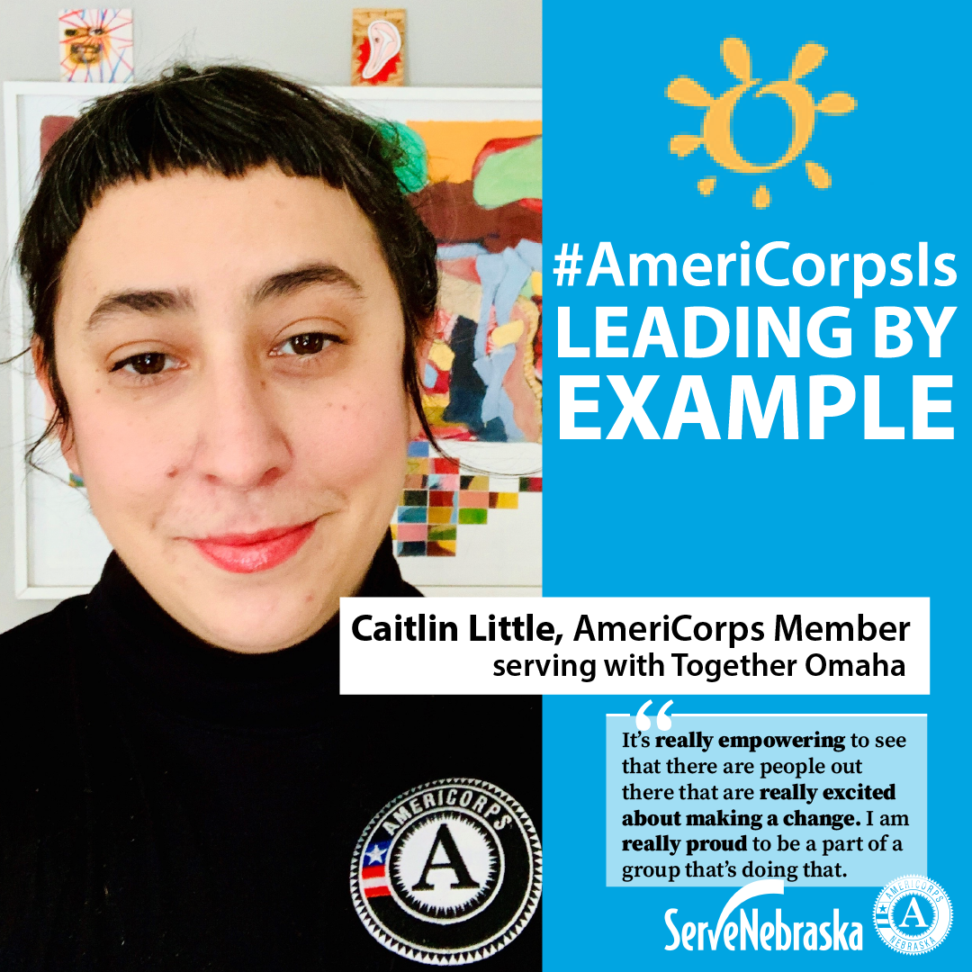 AmeriCorps is Leading by Example