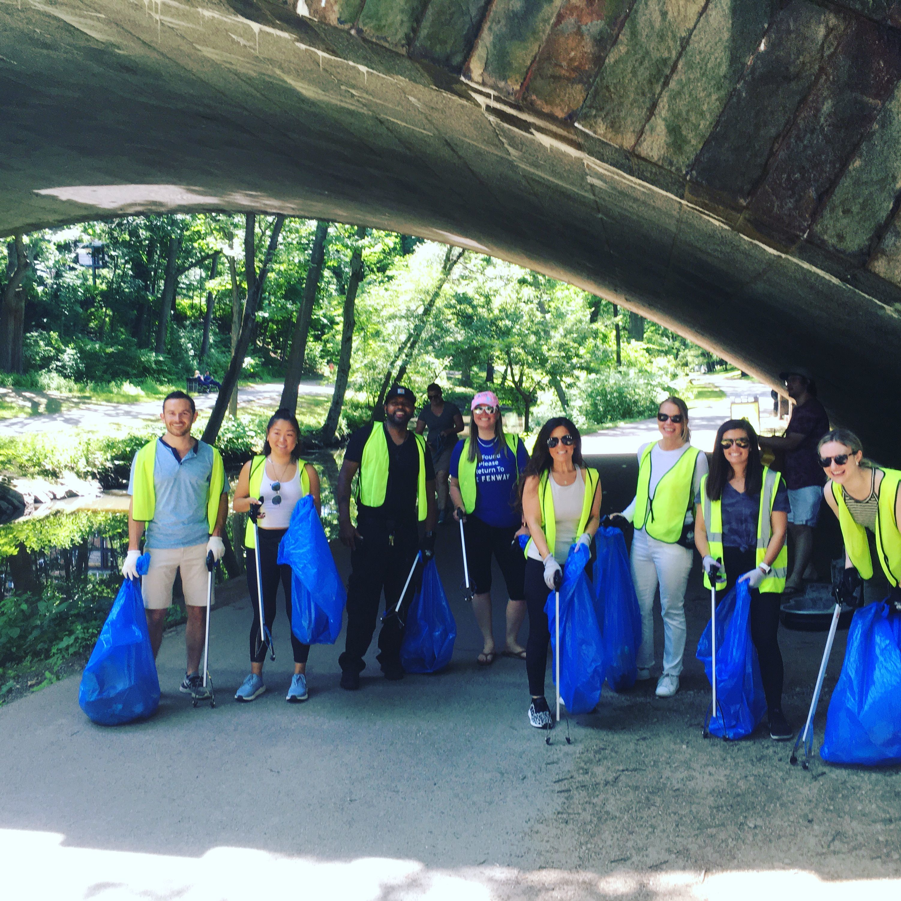 Join the Great Boston Cleanup!
