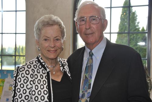 Shirley & John Simon