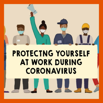 New Video: Protecting Yourself at Work During Coronavirus
