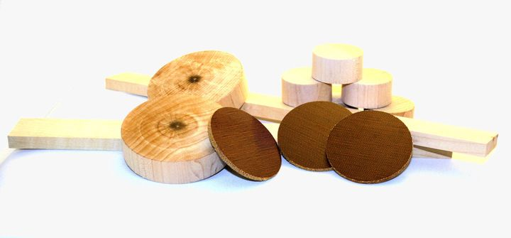 Paper Drill Blocks & Sticks