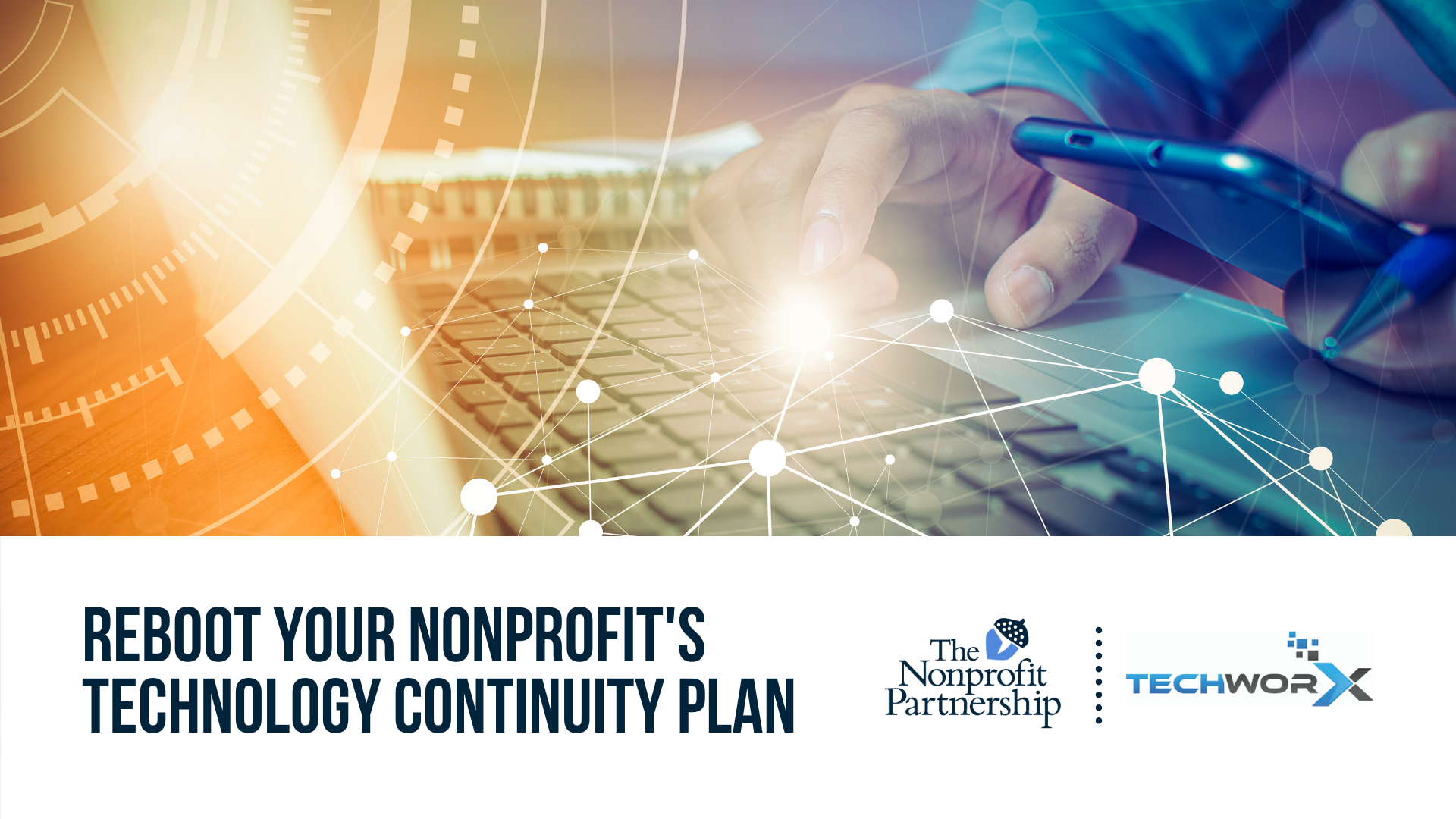 [NPP WEBINAR] Reboot Your Nonprofit's Technology Continuity Plan