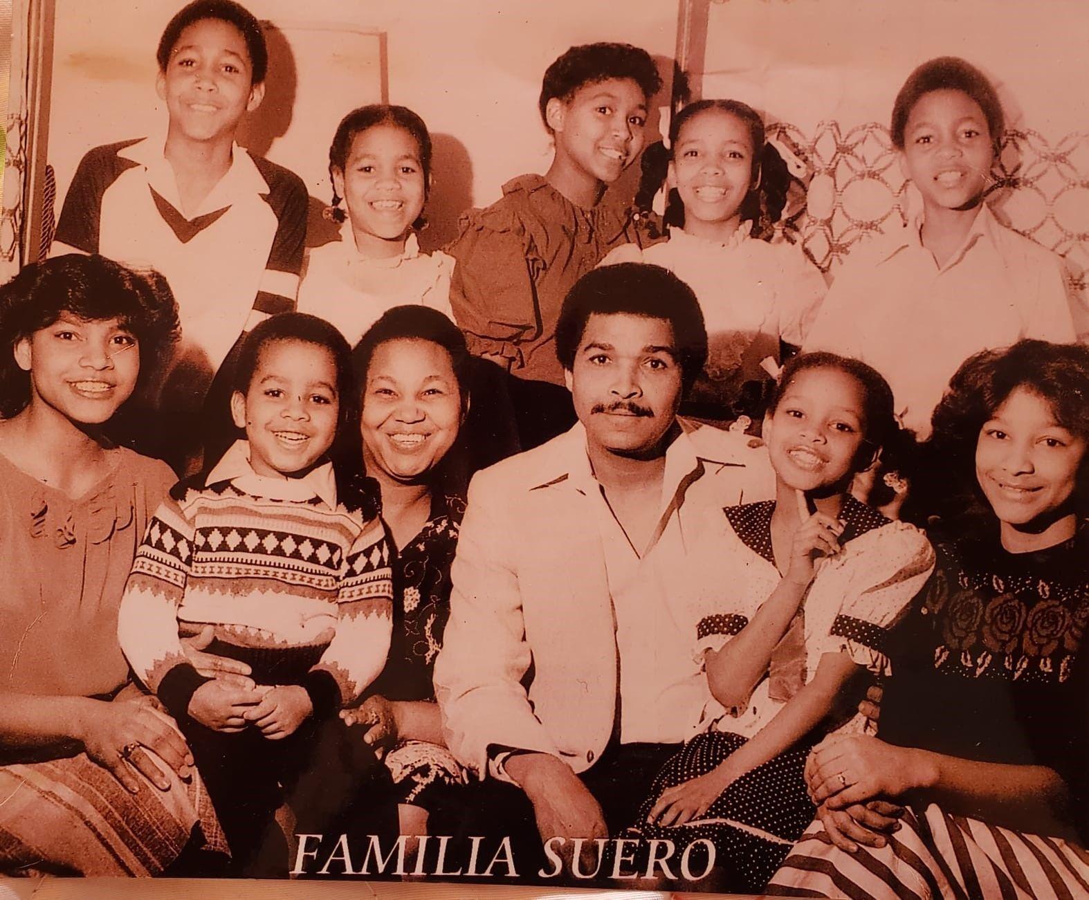 Keyla's family