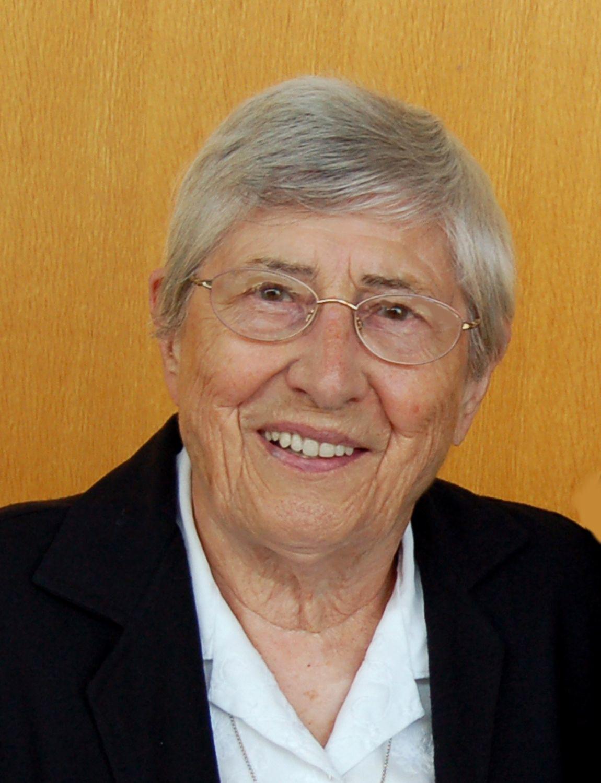 In Loving Memory of Sister Mary Ann Welder, OSB - February 22, 2009