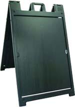 Signacade Black A-Frame  $120.00