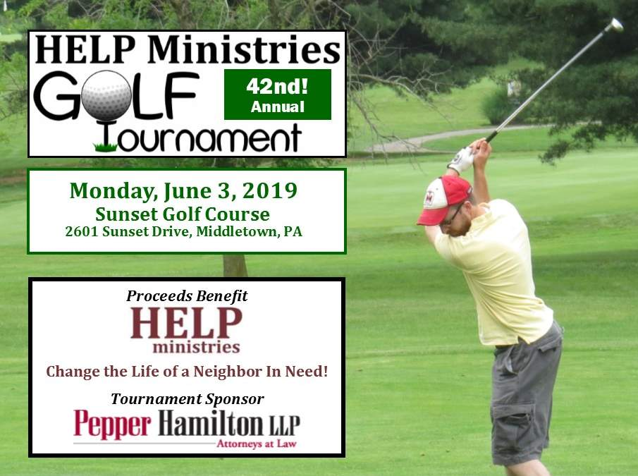 42nd Annual HELP Ministries Golf Tournament