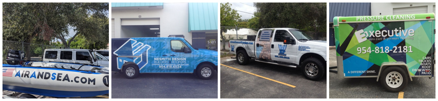 Vehicle Wraps & Graphics - Melbourne