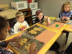 Sibling Group Gingerbread