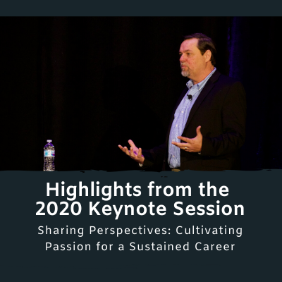 Video from 2020 February Symposium Keynote