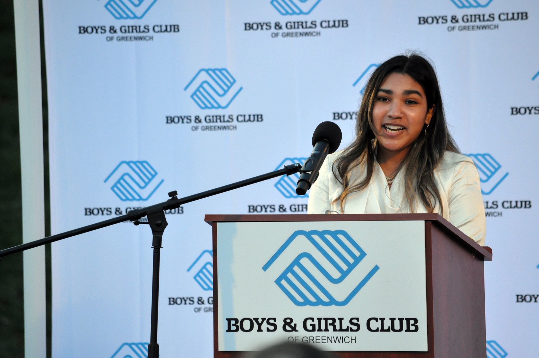 Boys & Girls Club of Greenwich names Damarys Aceituno 2021 Youth of the Year
