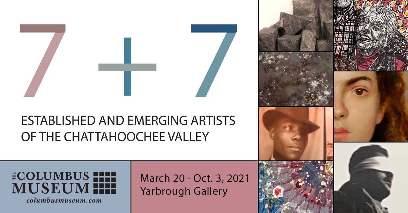 7+7: Established and Emerging Artists of the Chattahoochee Valley