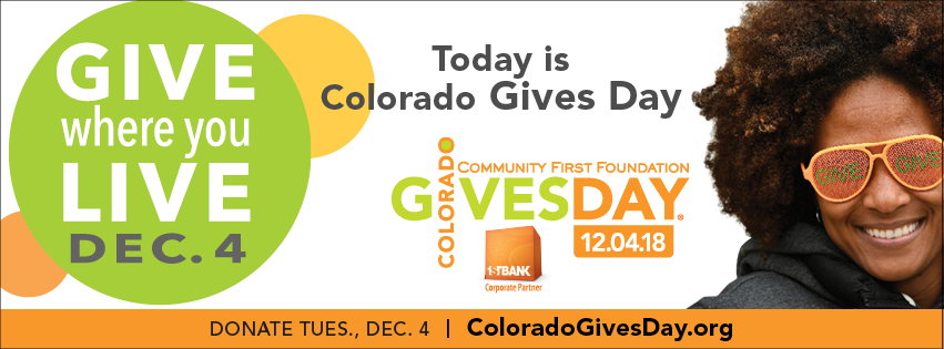 Colorado Gives Day!