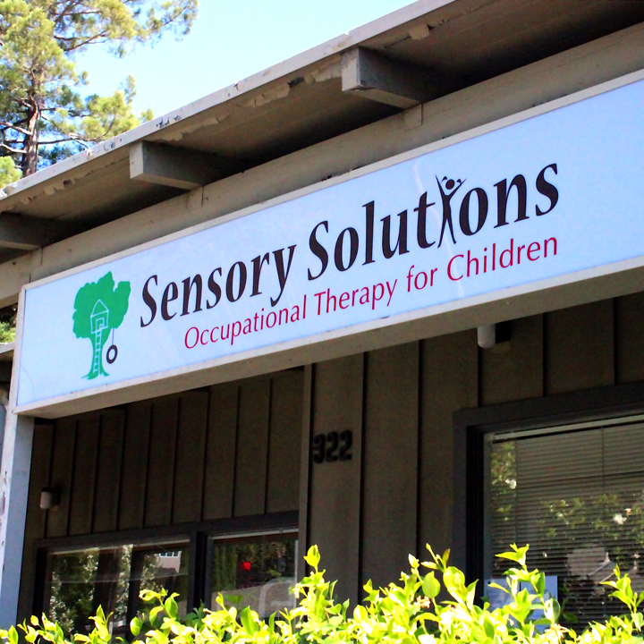 Sensory Solutions Backlit Cabinet Sign