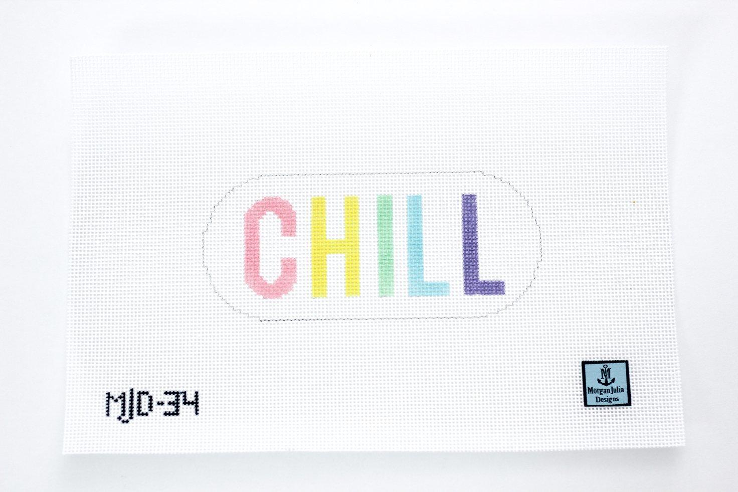 Pastel Chill Pill