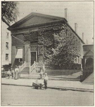 The first Boys & Girls Club