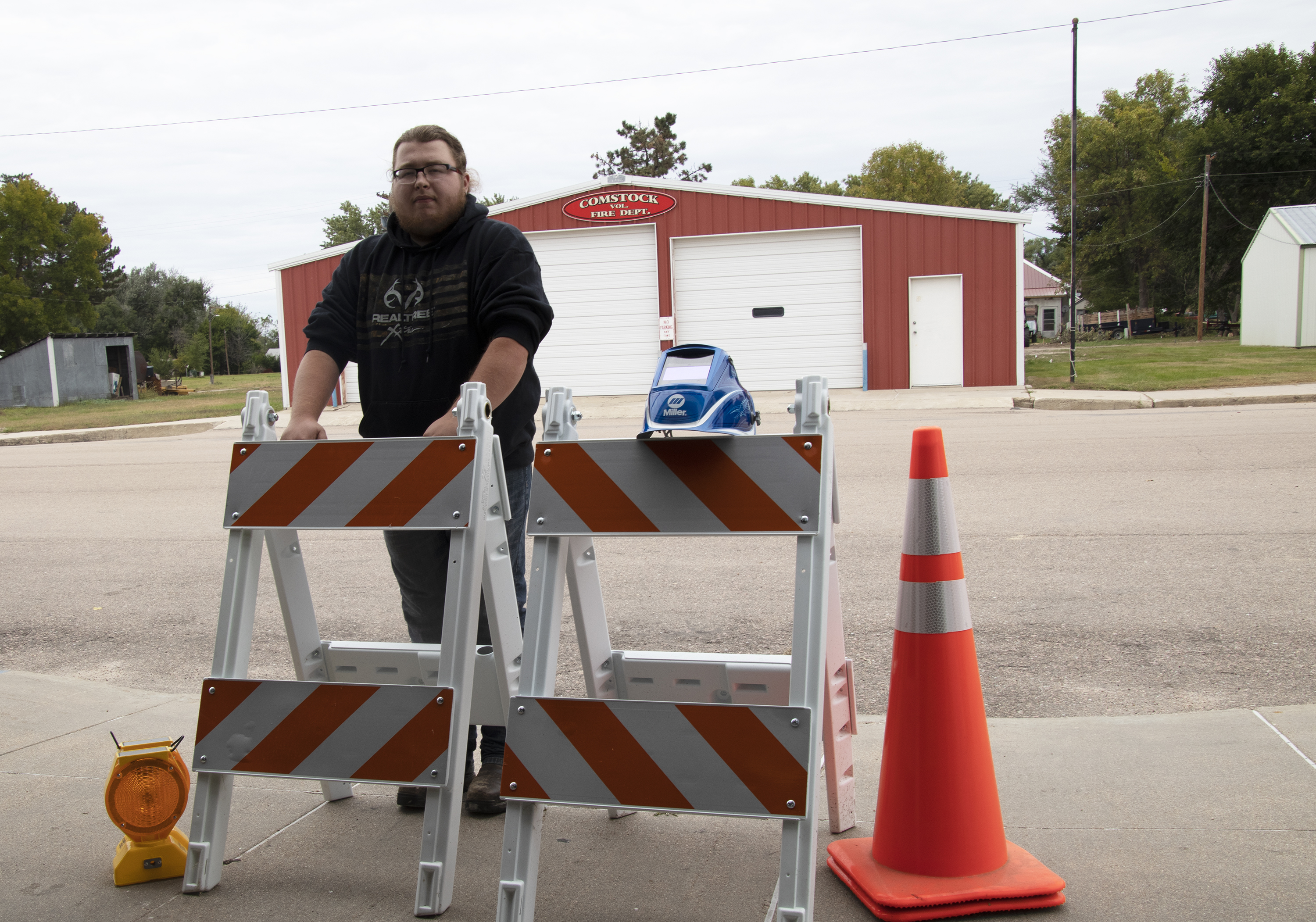 Comstock adds safety equipment