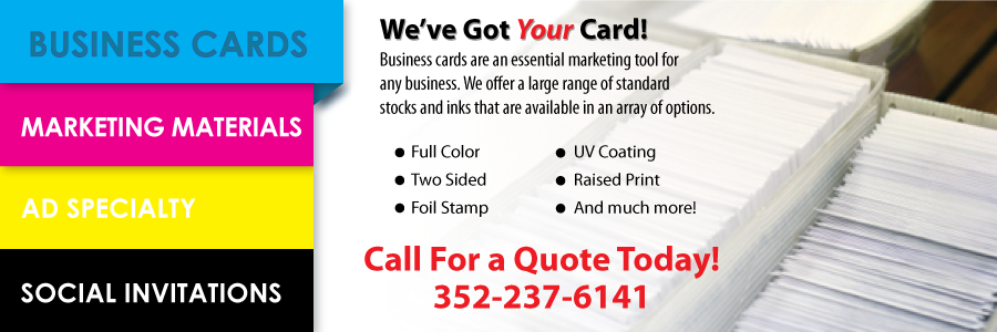 Core - Business Cards