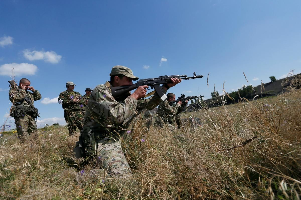 Russian-led forces mount five attacks on Ukrainian positions in Donbas since Friday midnight