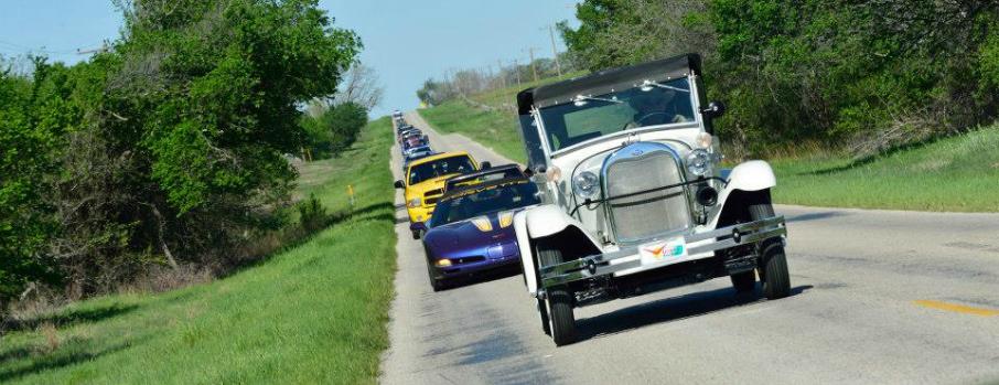 Cars on Parade