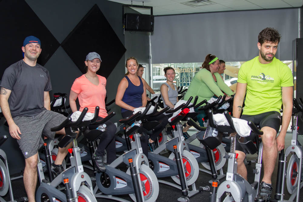 2nd Annual Charity Spin Ride
