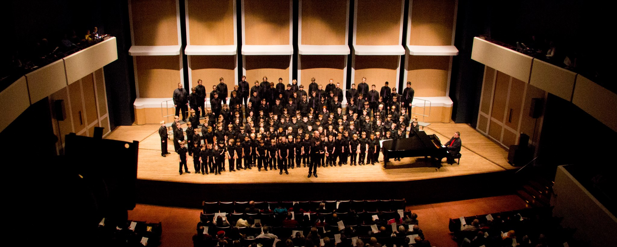 Minnesota Boychoir : About : Frequent Questions