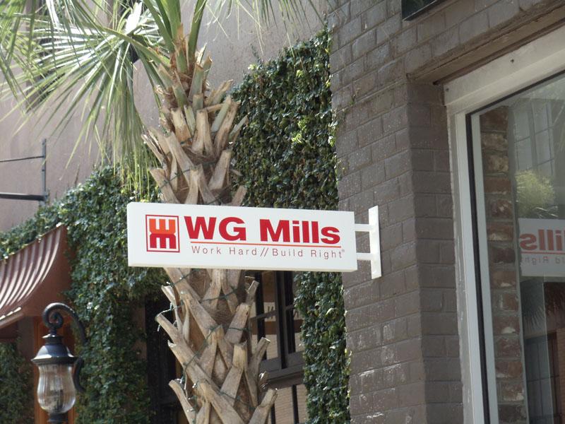 W.G. Mills