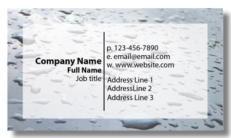 Model #003: Kwik Kopy Design and Print Centre Halifax Business Cards