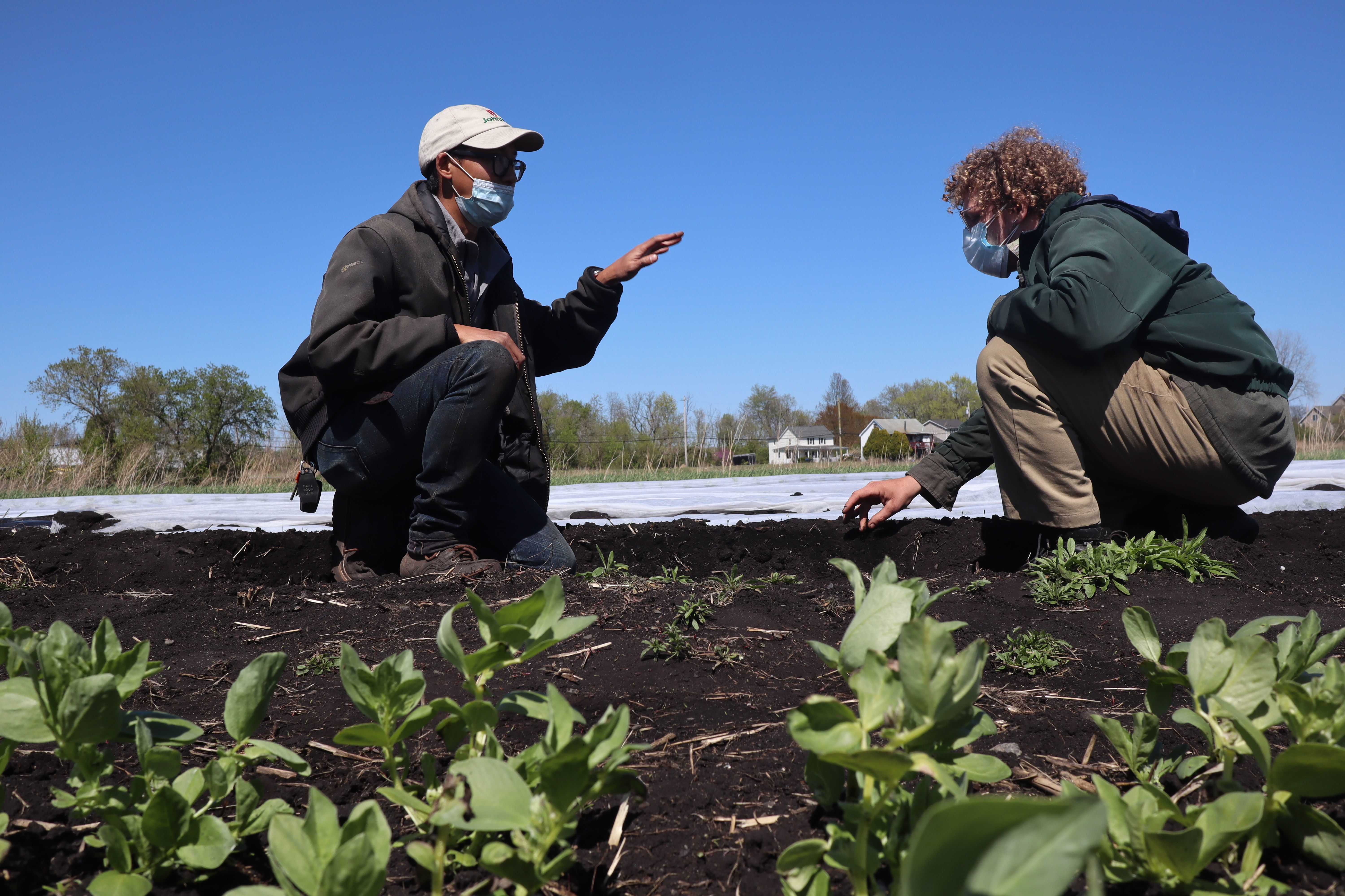 Training Farmers, one Tour at a Time