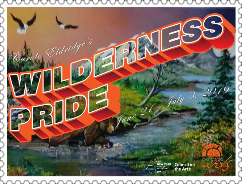 Carole Eldridge's Wilderness Pride