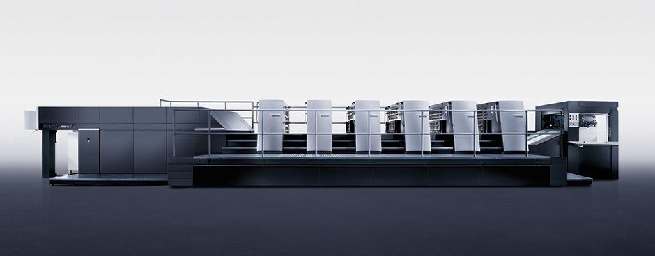 """Mele Printing's 29"""" Heidelberg CD-74"""