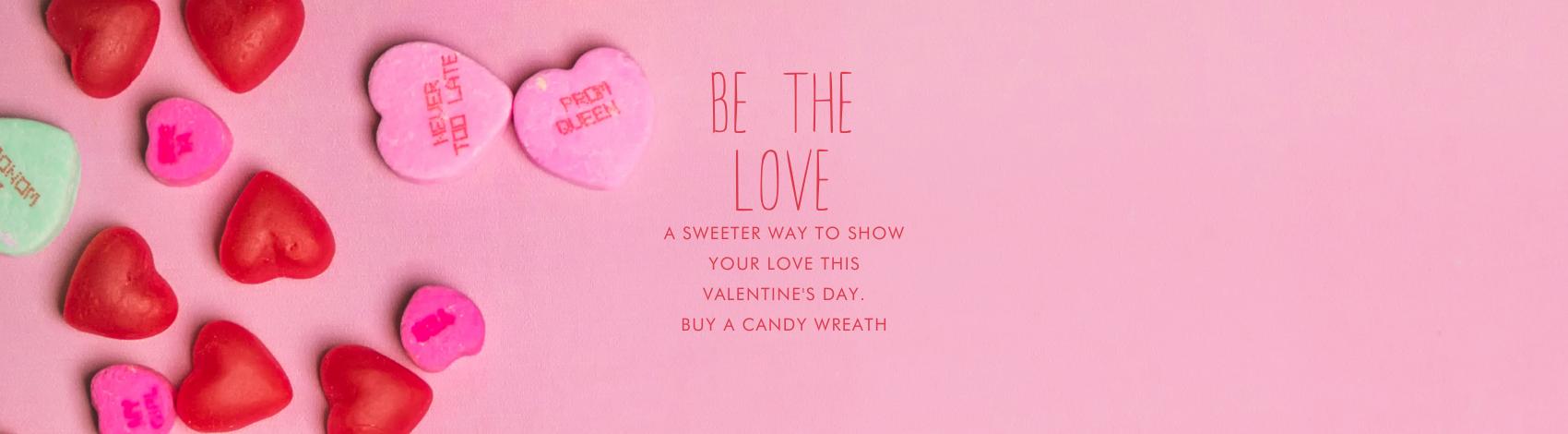 Valentine Wreath Sale
