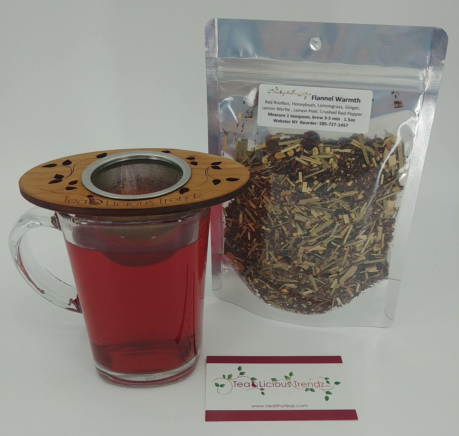 Tea-Licious Trendz